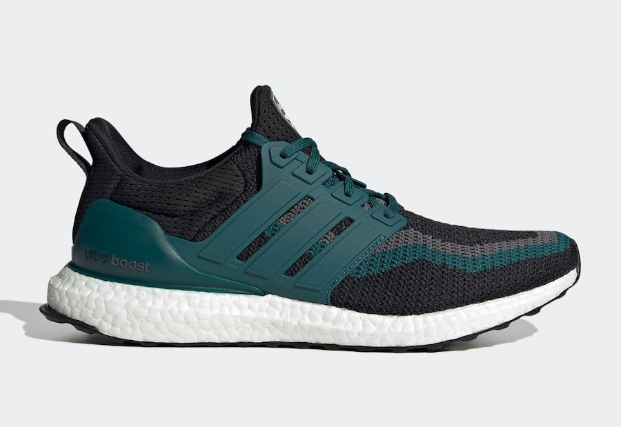 Arsenal adidas Ultra Boost DNA FZ3621 Release Date Info