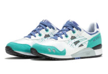 Asics Gel Lyte III White Teal Blue 30th Anniversary Release Date Info