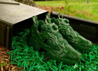 BAIT Toy Story Reebok Instapump Fury Army Men Release Date Info