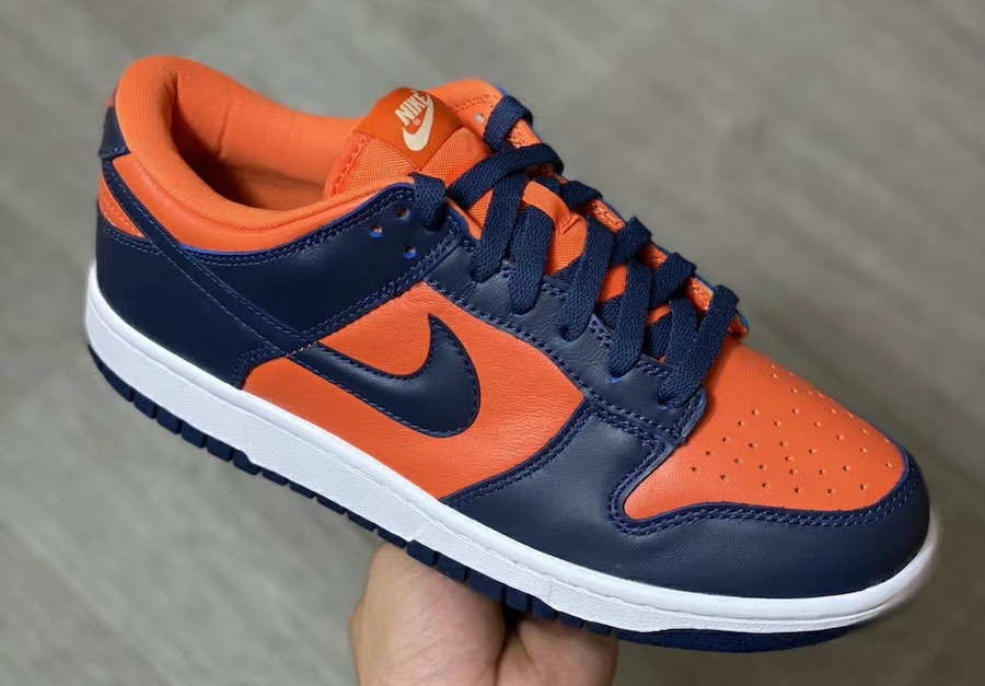 Champ Colors Nike Dunk Low CU1727-800