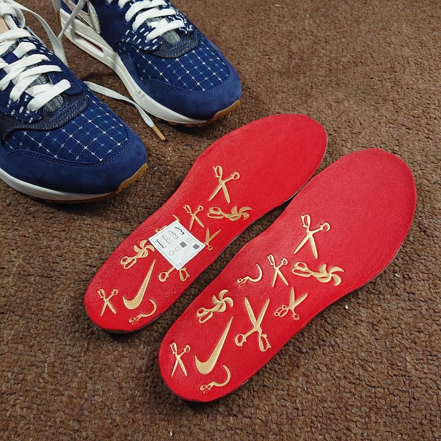 DENHAM Nike Air Max 1 Release Date Info