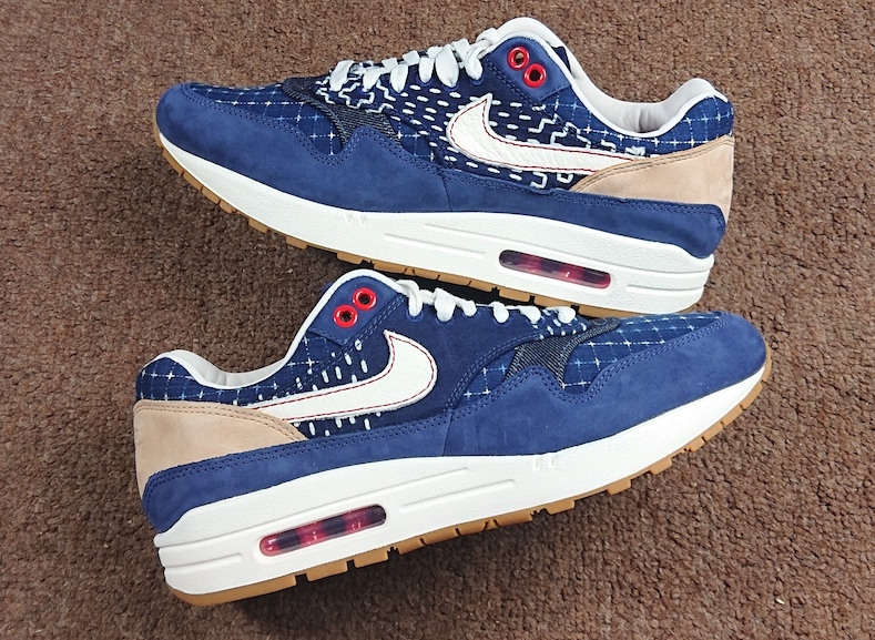 DENHAM Nike Air Max 1