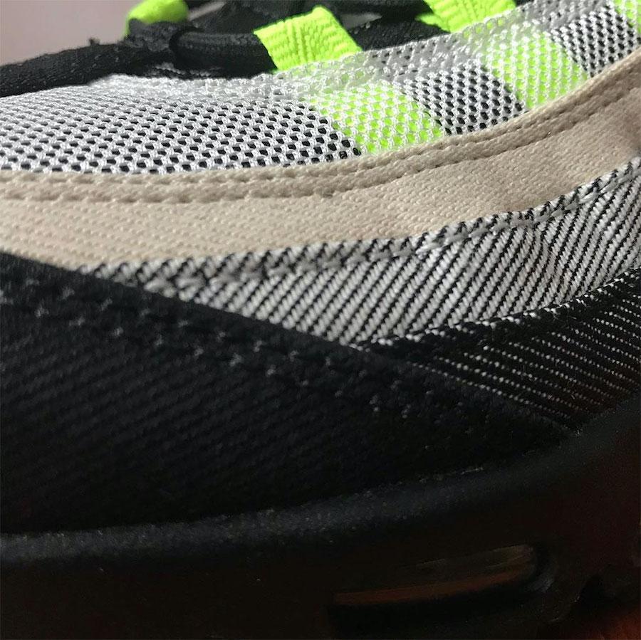 DENHAM Nike Air Max 95 CU1644-001 Release Date