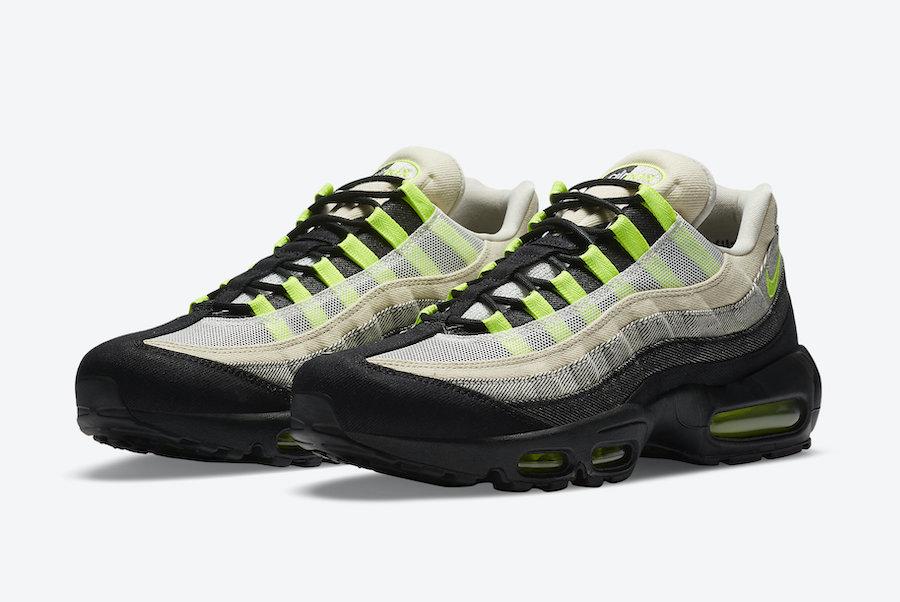 DENHAM Nike Air Max 95 DD9519-001 Release Date