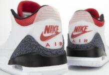 Fire Red Air Jordan 3 SE Denim CZ6431-100