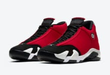 Gym Red Air Jordan 14 Toro 487471-006 Release Date