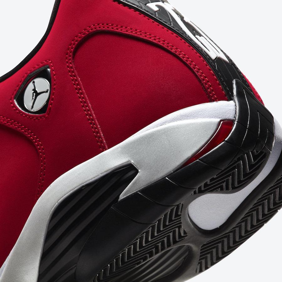 Gym Red Air Jordan 14 Toro 487471-006 Release Date
