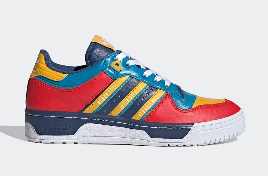 Human Made adidas Rivalry Low FY1083 Release Date Info