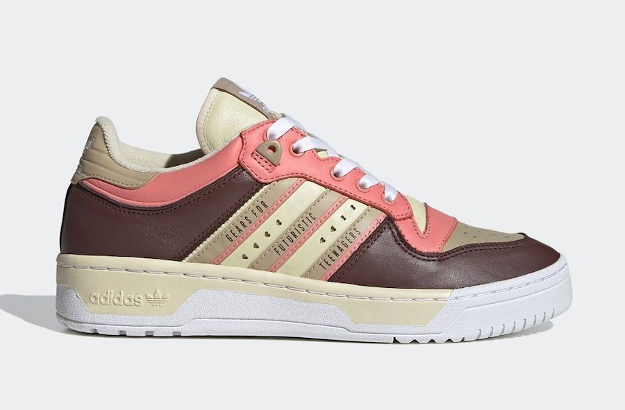 Human Made adidas Rivalry Low FY1085 Release Date Info