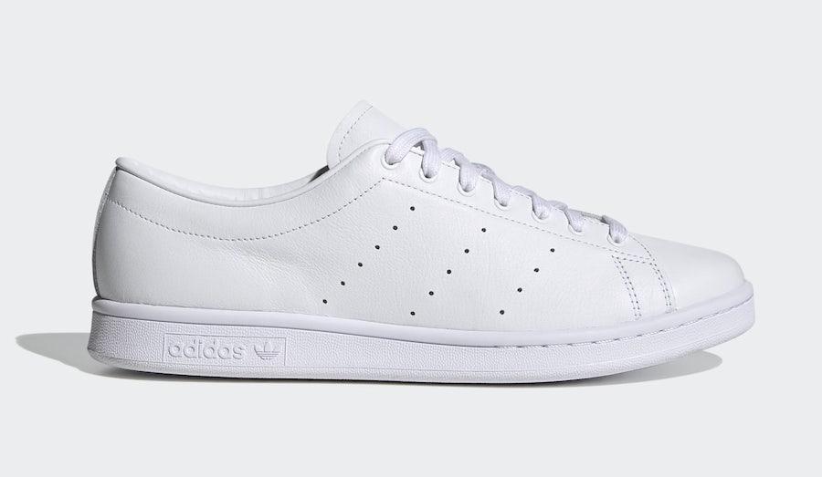 HYKE adidas AOH 001 White FV3915 Release Date Info