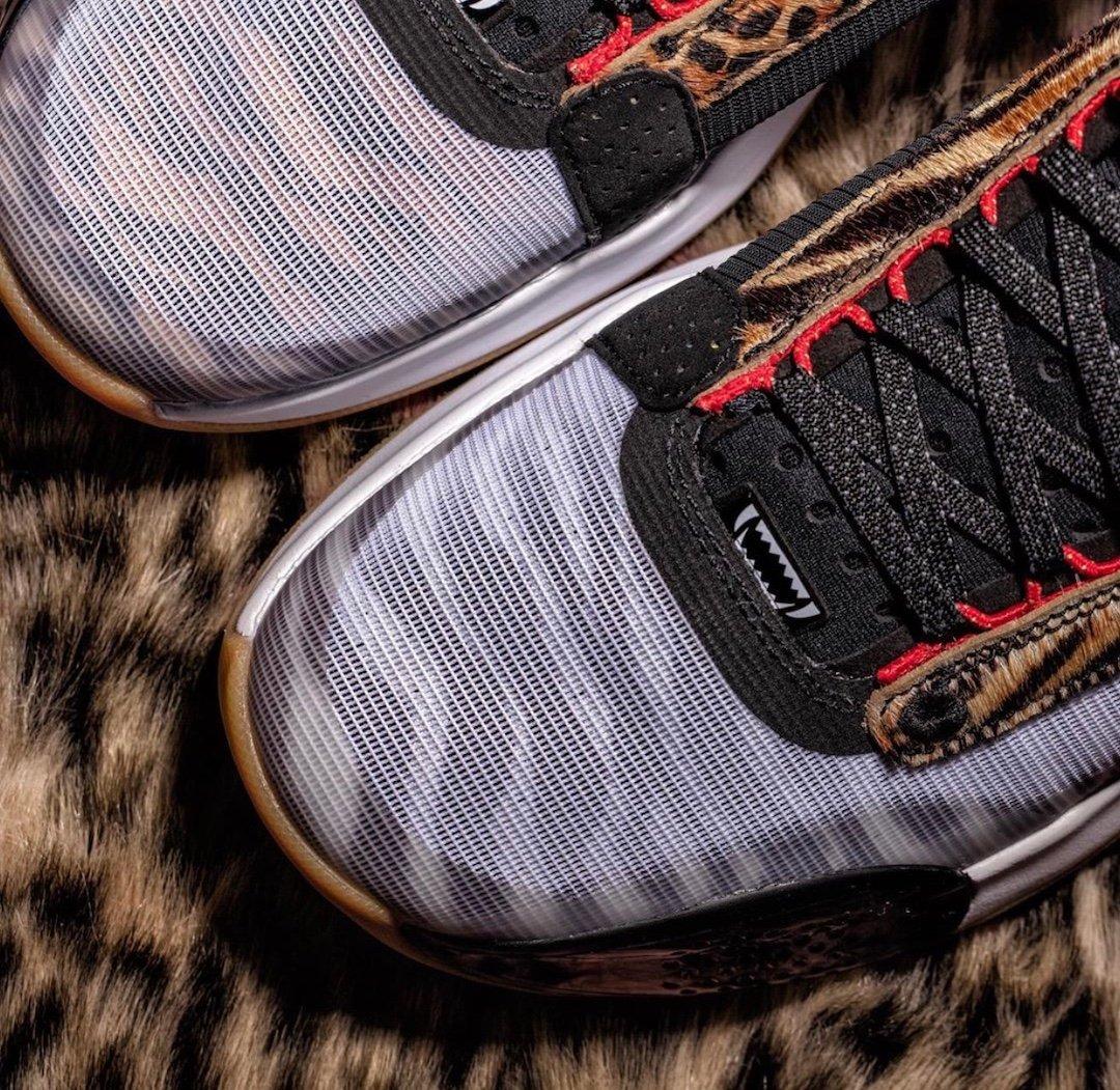 Jayson Tatum Air Jordan 34 Zoo PE DA1900-900 Release Date