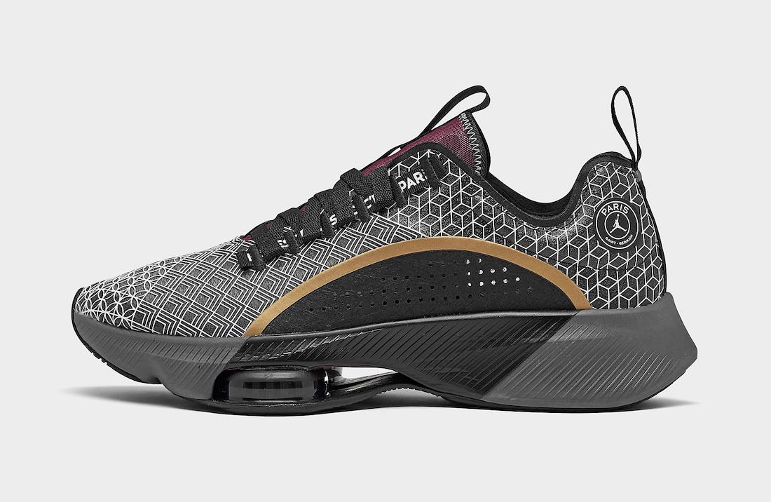 Jordan Air Zoom Renegade PSG CZ3957-001 Release Date