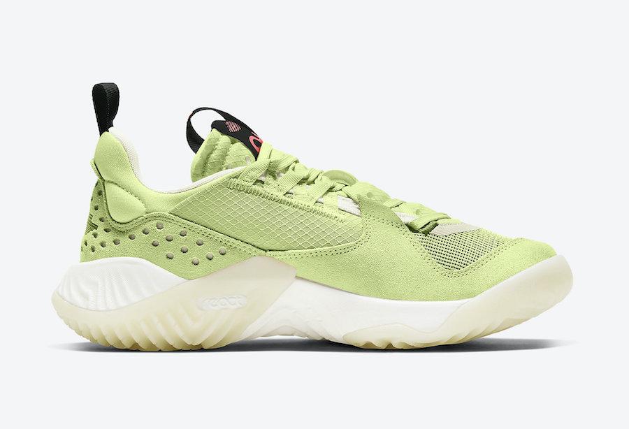 Jordan Delta Volt Green CT1003-700 Release Date Info