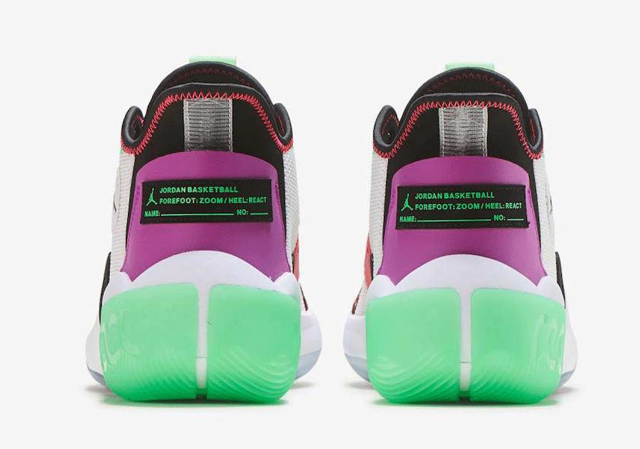 Jordan React Elevation Hyper Violet Flash Crimson CK6618-101 Release Date Info