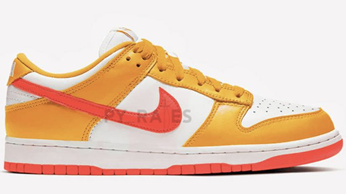 Kasina Nike Dunk Low Pearl White University Gold Melon Tint Release Date