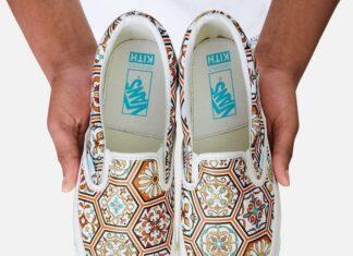 Kith Vans Slip On