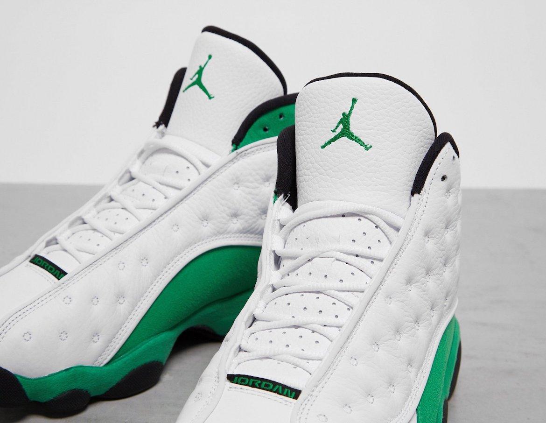 Lucky Green Air Jordan 13 DB6537-113 Release Date