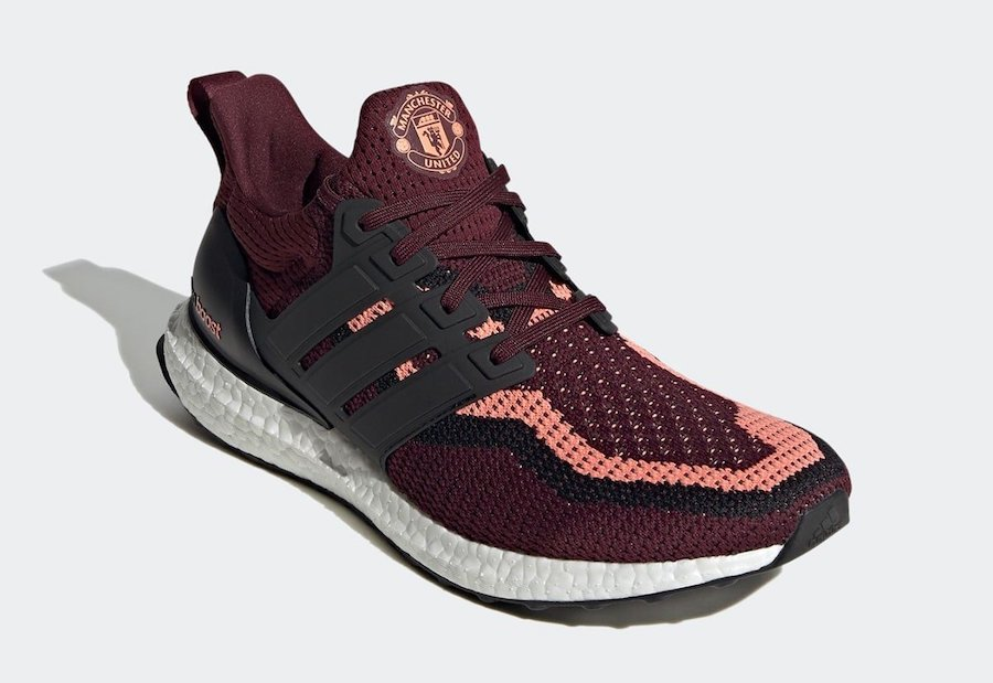 Manchester United adidas Ultra Boost DNA FZ3620 Release Date Info