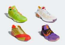 McDonalds adidas Basketball Collection Release Date Info