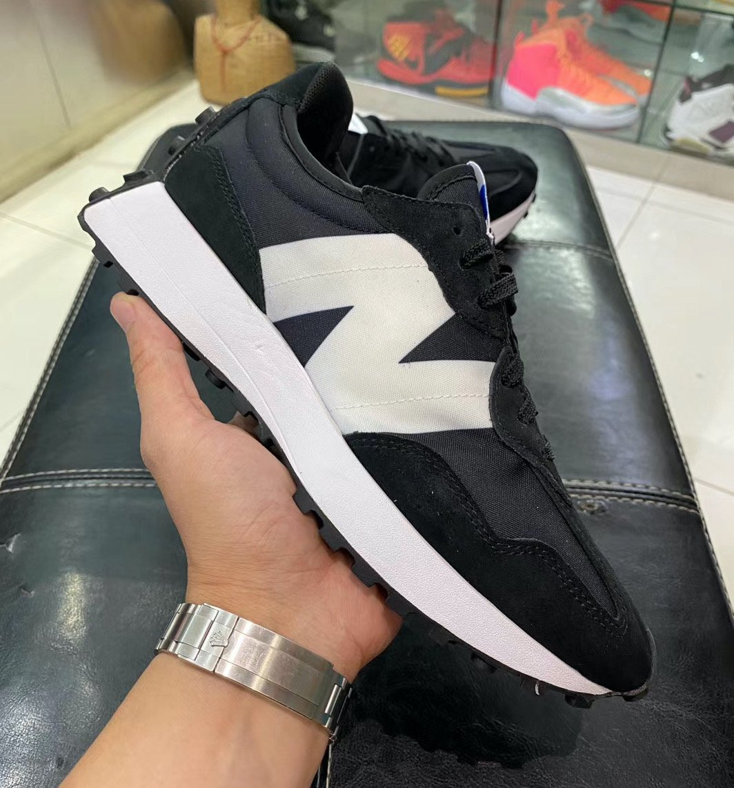 New Balance 327 Black White Release Date Info