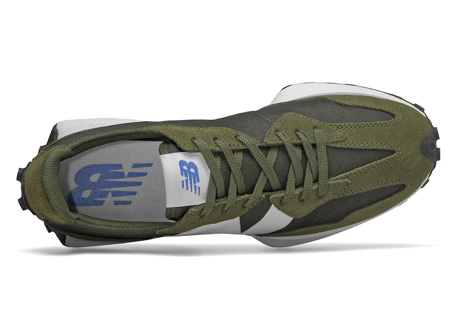 New Balance 327 Olive Release Date Info