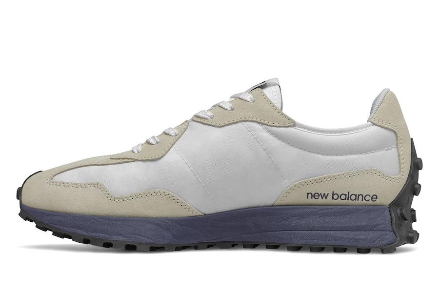 New Balance 327 White Grey Release Date Info