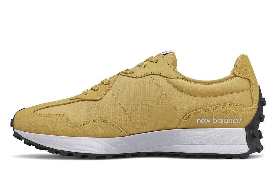 New Balance 327 Yellow Release Date Info
