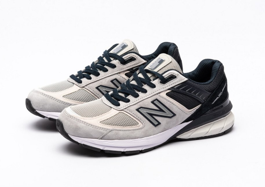 Marcado Admitir escarcha  New Balance 990v5 Light Grey M990GT5 Release Date Info | SneakerFiles