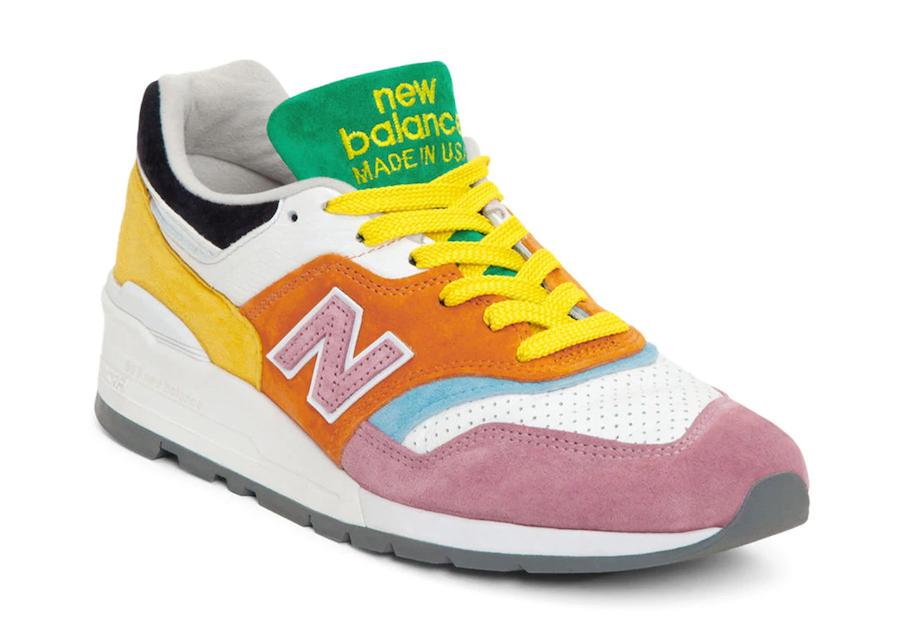 New Balance 997 Multi-Color Release Date Info