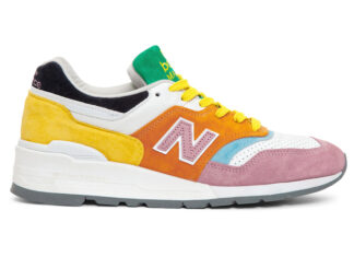 New Balance 997 Multi-Color Release Date Info