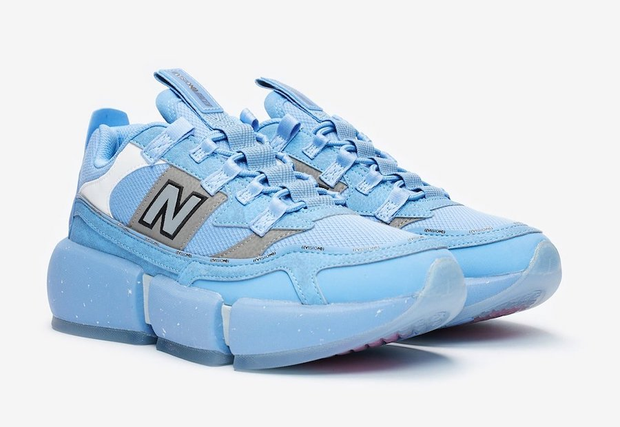 New Balance Vision Racer Blue Silver Release Date Info