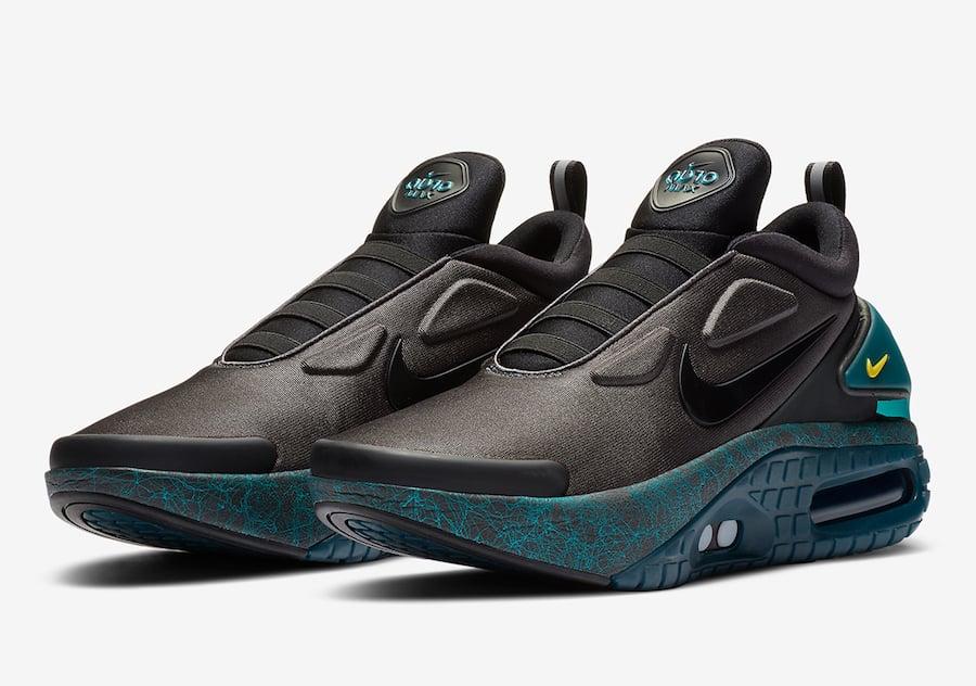 Nike Adapt Auto Max Anthracite CI5018-001 Release Date