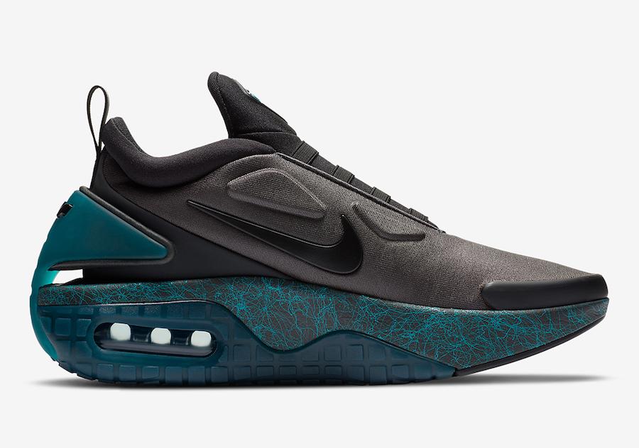 Nike Adapt Auto Max Black Green CW7271-001 Release Date Info