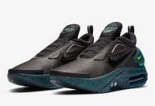 Nike Adapt Auto Max Black Green CW7271-001 Release Date Info