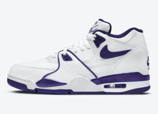 Nike Air Flight 89 Court Purple CN0050-101 Release Date Info
