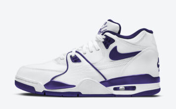 Nike Air Flight 89 Court Purple CN0050-101 Release Date Info