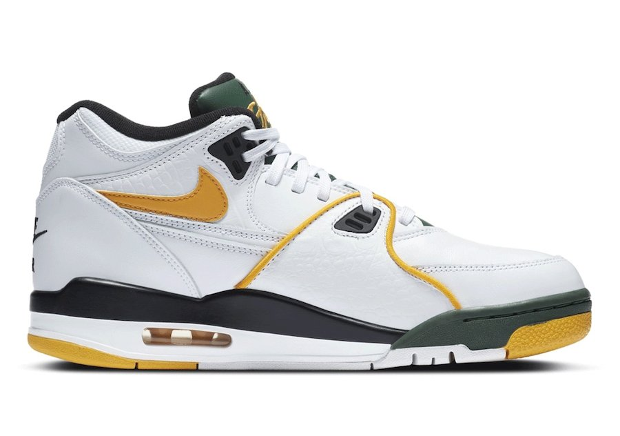 Nike Air Flight 89 Seattle Supersonics Release Date