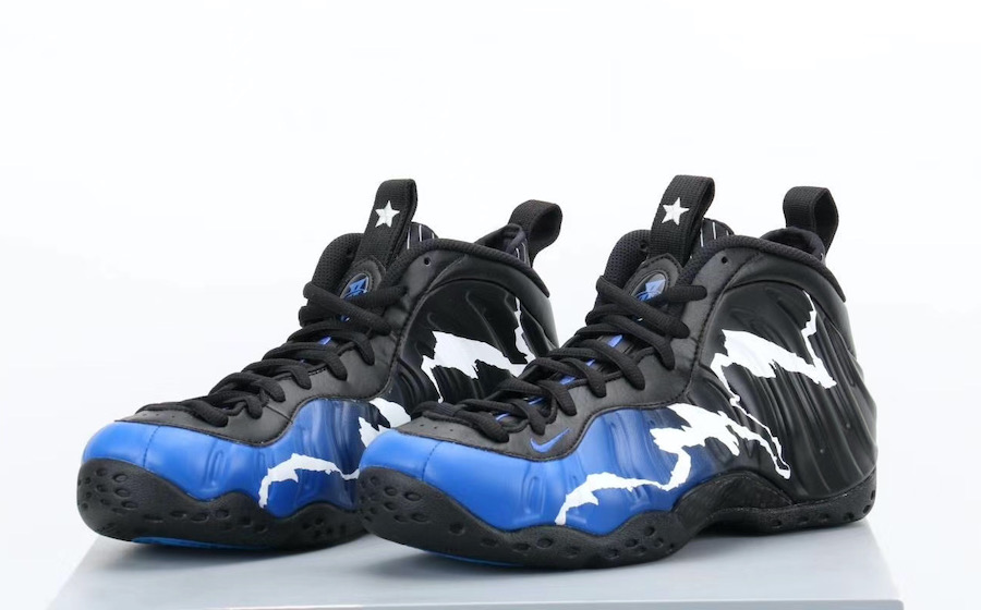 Nike Air Foamposite One Black Aurora CN0055-001 Release Date