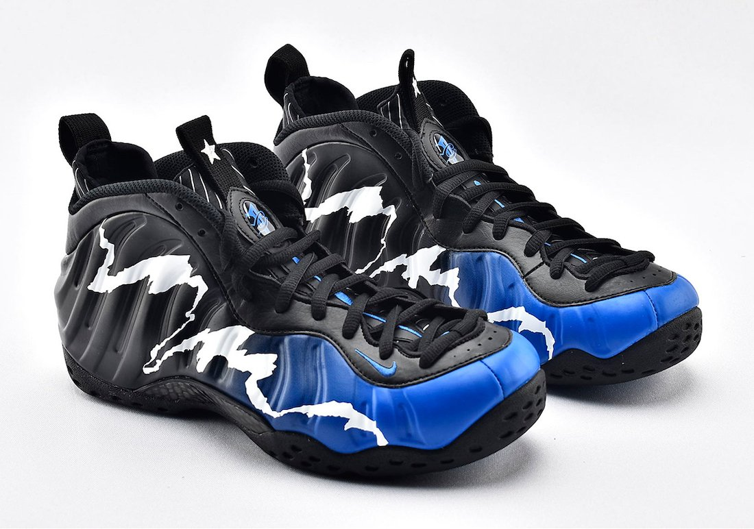 Nike Air Foamposite One OG Royal 2017 Release DateSBD
