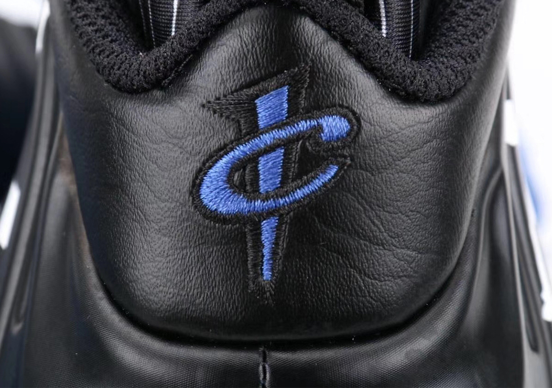 Nike Air Foamposite One Black Aurora Royal CN0055-001 Release Details