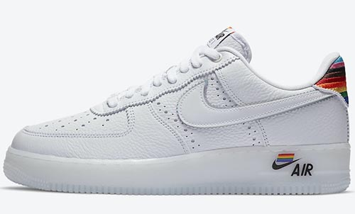 Nike Air Force 1 BeTrue Release Date