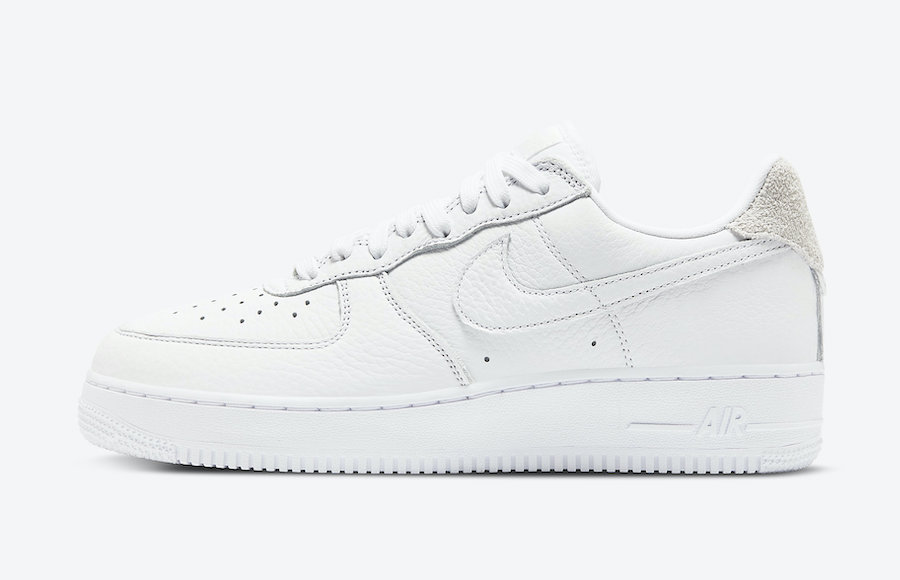 Nike Air Force 1 Craft White CN2873-101 Release Date Info