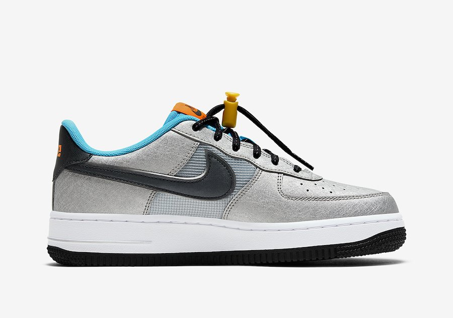 Nike Air Force 1 GS Sky Nike CW6011-001 Release Date Info