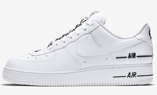 Nike Air Force 1 Low Double Air Added Air Release Date