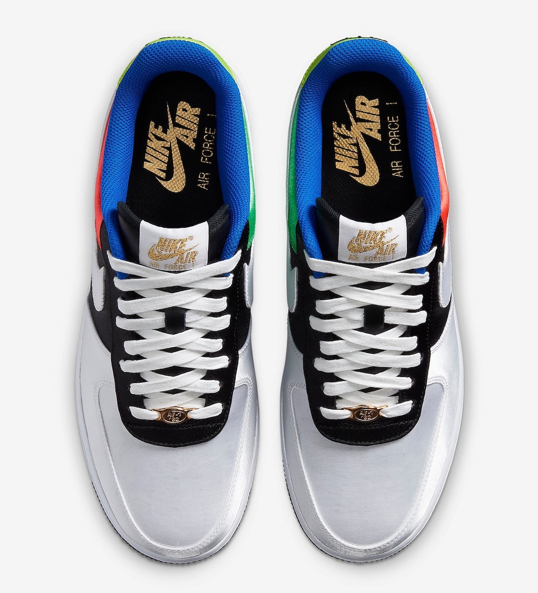 Nike Air Force 1 Low Olympic 2020 DA1345-014 Release Date