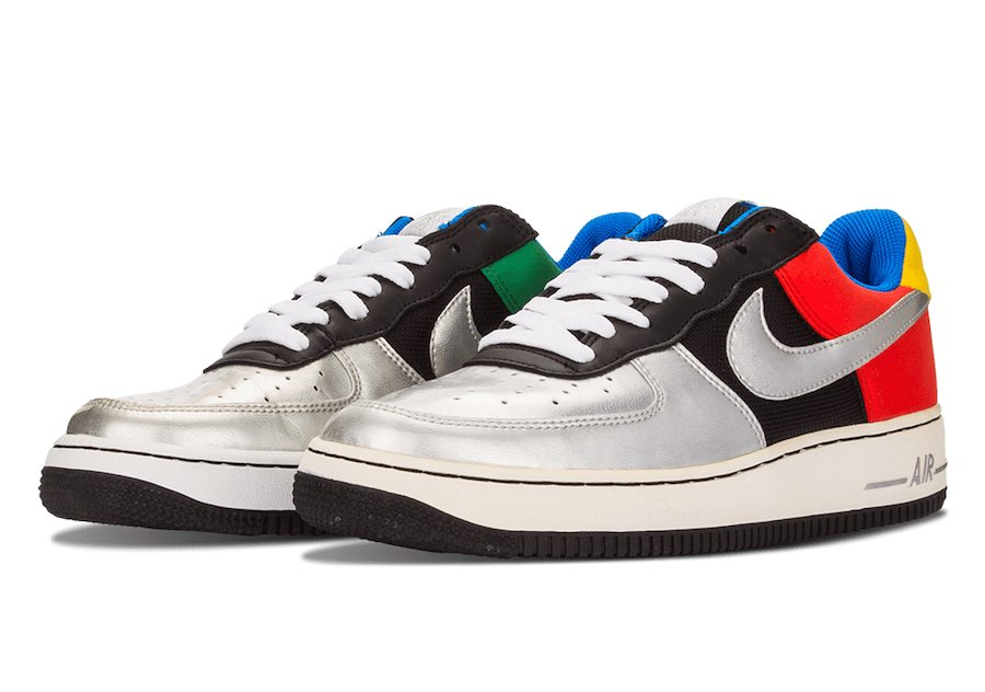 Nike Air Force 1 Low Olympic 2020 Release Date Info