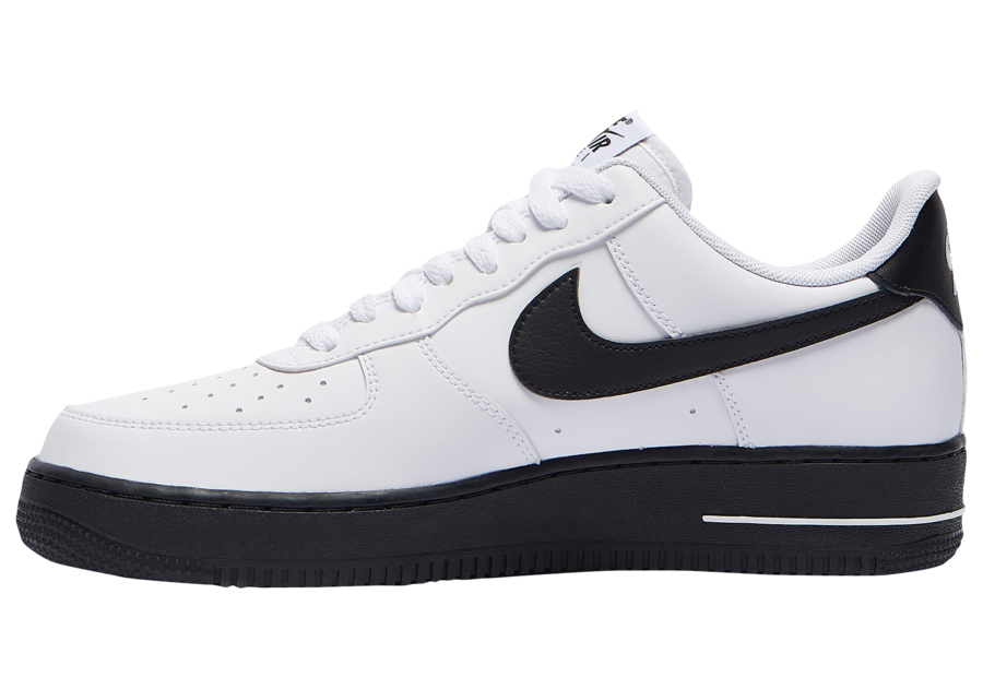 Nike Air Force 1 Low White Black CK7663-101 Release Date Info