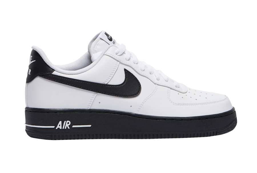 Nike Air Force 1 Low White Black CK7663-101