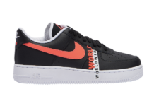 Nike Air Force 1 Low Worldwide Black Crimson CK6924-001
