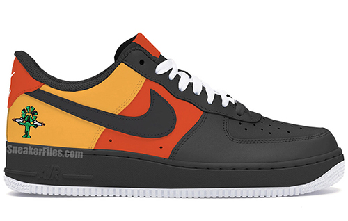 Nike Air Force 1 Raygun 2021 Release Date